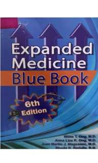 Expanded Medicine Blue Book – 6th ed PDF