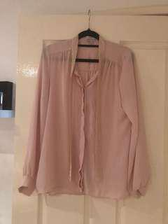 Harvey Who Blouse fits 6-10