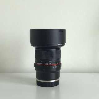 Samyang 14mm f2.8 (for Sony) Full Frame