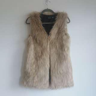 Fur Vest (Fall/Winter Collection)
