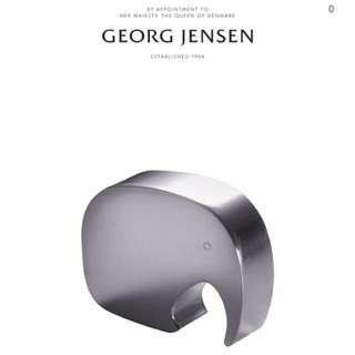 代售全新Georg Jensen 開瓶器