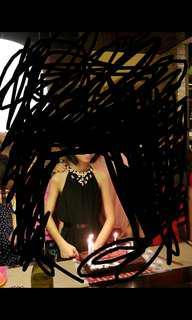 Halter dress supermodels wardrobe