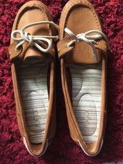 REPRICED!!! LEATHER SHOES
