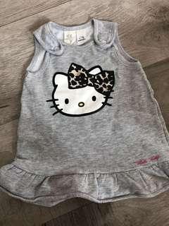 Gap Hello Kitty 灰色背心