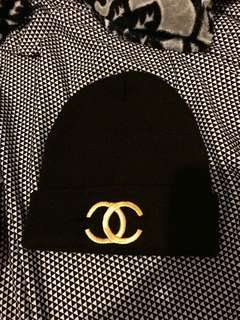 F as in Frank Hat ( Chanel Logo )