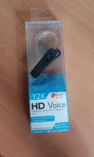 Y2K Bluetooth Earphone