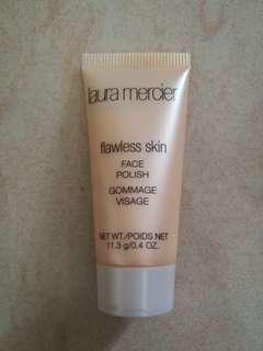 Laura mercier face polish磨沙膏