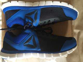 Sepatu Running Reebok Crosfit Astro Blue-Black Original 100%