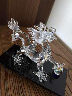 水晶擺設 - 中國生肖 - 龍