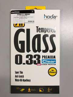 Tempered glass iphone X #August75