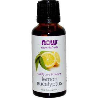 Lemon eucalyptus Essential Oil INSTOCK 30 ml