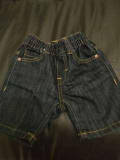 Celana Pendek Jeans Merk Popeye