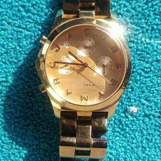 Marc Jacobs Rosegold Authentic