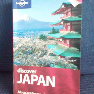 Discover Japan Lonely Planet In Full Color 2010