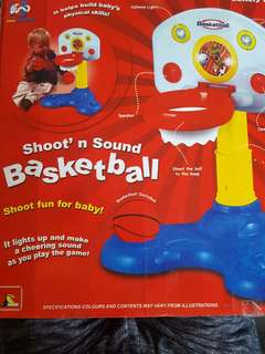 Shoot n Sound Basketball