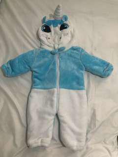 Unicord Costume 6-9months