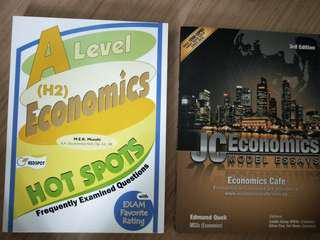 A level economics assessment book/practice/notes