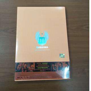 Shinhwa 10th Anniversary Live in Seoul DVD - Orange Edition
