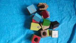 Skip hop - alphabet blocks - 14 pcs!