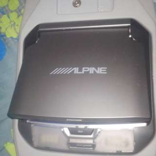 Alpine Monnitor TMX-R850