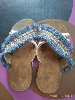 Sandal boheimian