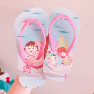 小丸子 拖鞋