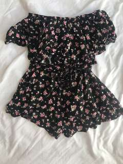 Valleygirl Playsuit