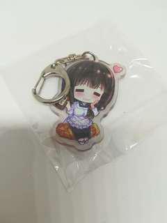 Anime Cute Keychain