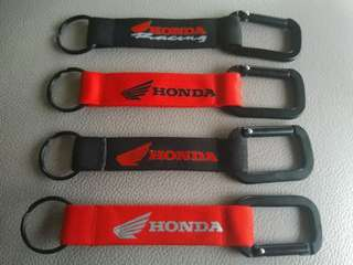 Honda Carabiner Key Chain P150. Each