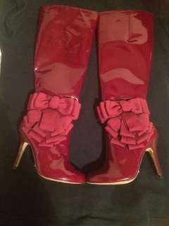 Authentic Alannah Hill boots