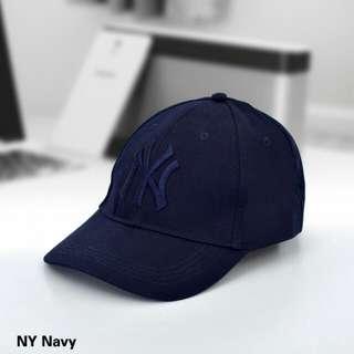 Topi Fashion Brand NY 006# Semi Premium  Bahan : Polyester