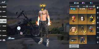 Rules Of Survival Account * Limited Offer ! Read Description *