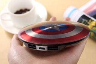 正品!Marvel 6,800mAh Power Bank