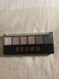 EverBilena Brown Eyeshadow Palette