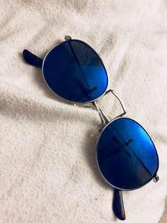 TOPSHOP Blue Sunnies