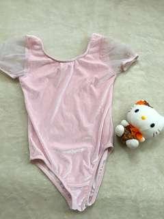 Danskin Pastel Pink Leotard for Girls