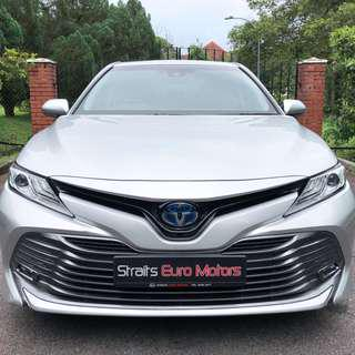 Cheap Brand new Toyota Camry Hybrid for long term lease only