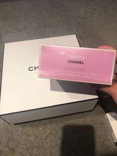 Brand new Chanel Moisturizing Body Cream