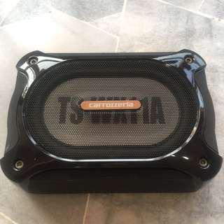 Carrozzeria Under seat Subwoofer