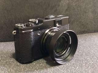 Fujifilm X 10