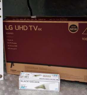 LG UHD 4K 43UK6320