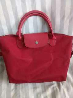 💙LongChamp Tote Bag with Sling💙Preloved💙