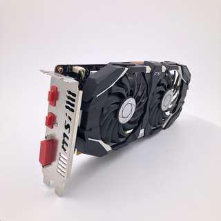 MSI GTX 1060 3GT OCV2 3GB DDR5 GPU