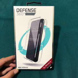Xdoria defense 360 iphone X case
