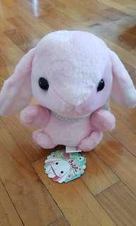 Loppy Bunny plush