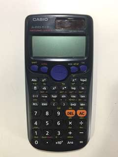 Casio fx-85es plus scientific calculator