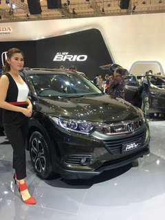 Promo Honda HRV GIAS 2018