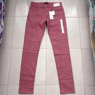 Uniqlo Stretch Skinny Color Jeans