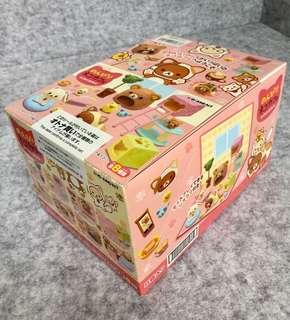 Rilakkuma Japanese Cat Cafe Re-Ment miniature