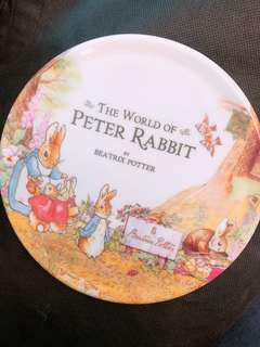 The world of Petter Rabbit 彼得兔 膠碟 全新